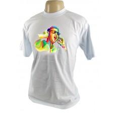 Camisas brancas sublimadas