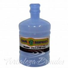 Imã de geladeira Formato Garrafão de Água  - Min 100 unid - Para outras quantidades consultar. Verificar Disponibilidade.