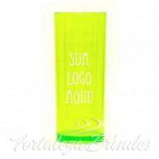 d9c130c9f Copo Long Drink-Amarelo Neon - 350ml impressão em uma cor min 100unid - Para